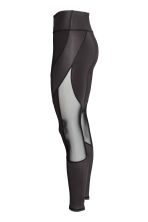 Yoga tights - Black - Ladies | H&M CN 3
